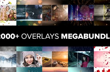 2000+ Photo Overlays