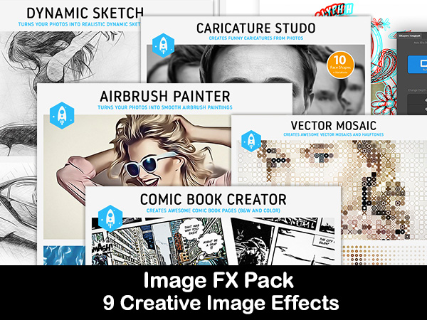 image effects feature