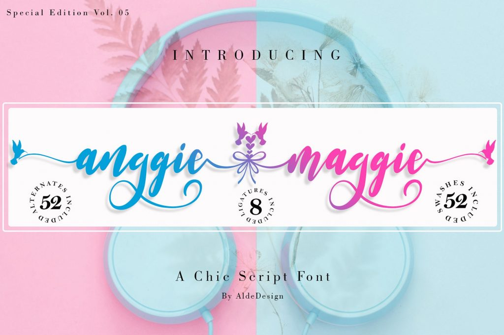 Anggie Maggie - Preview