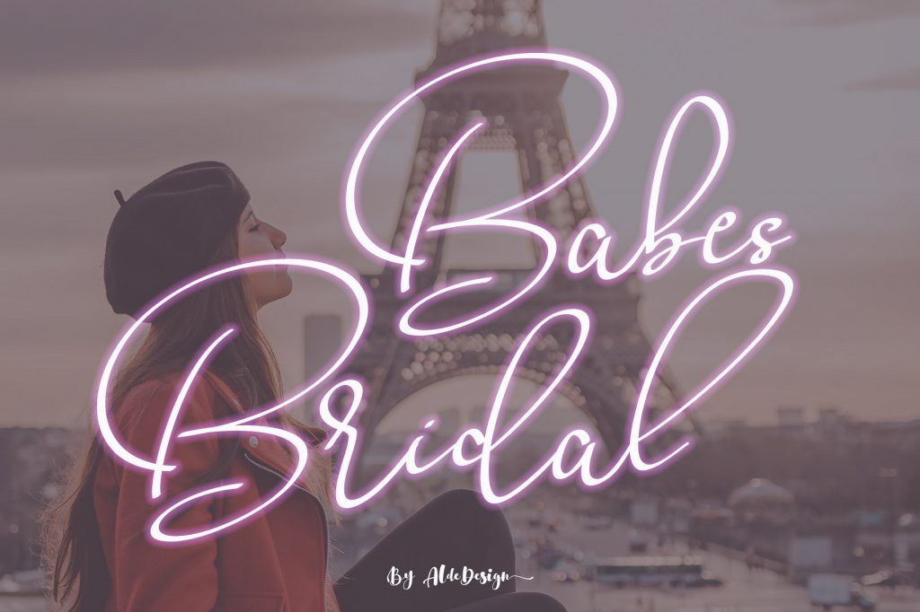Babes & Bridal - Preview