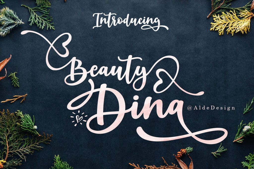 Beauty Dina - Preview