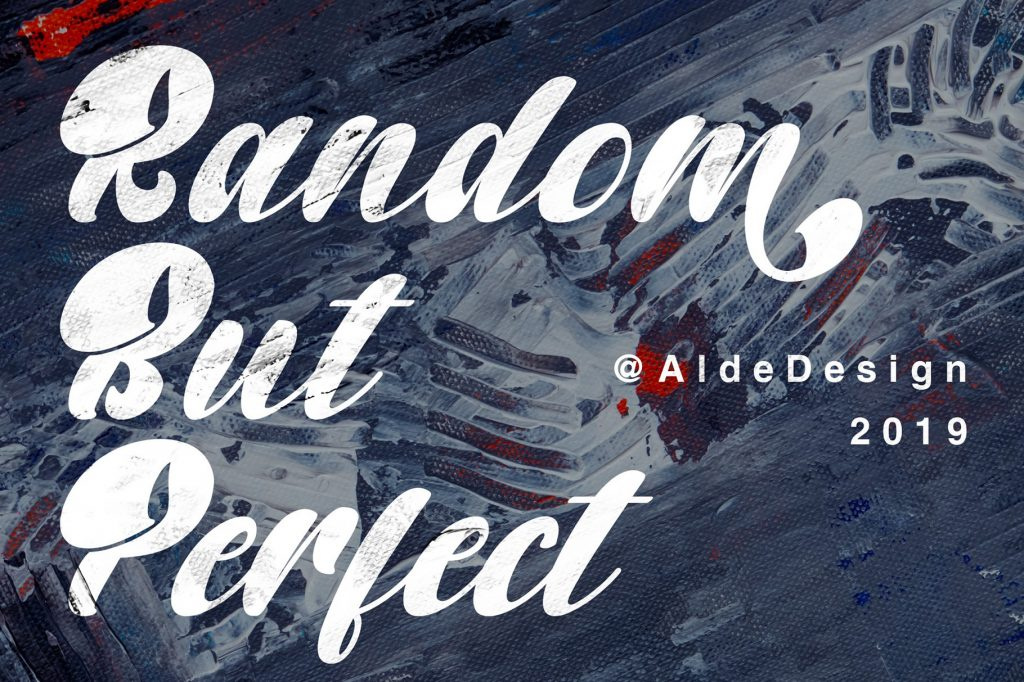 Random But Perfect - Preview