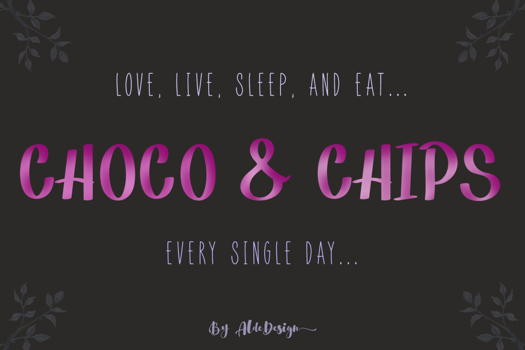 Choco & Chips - Preview
