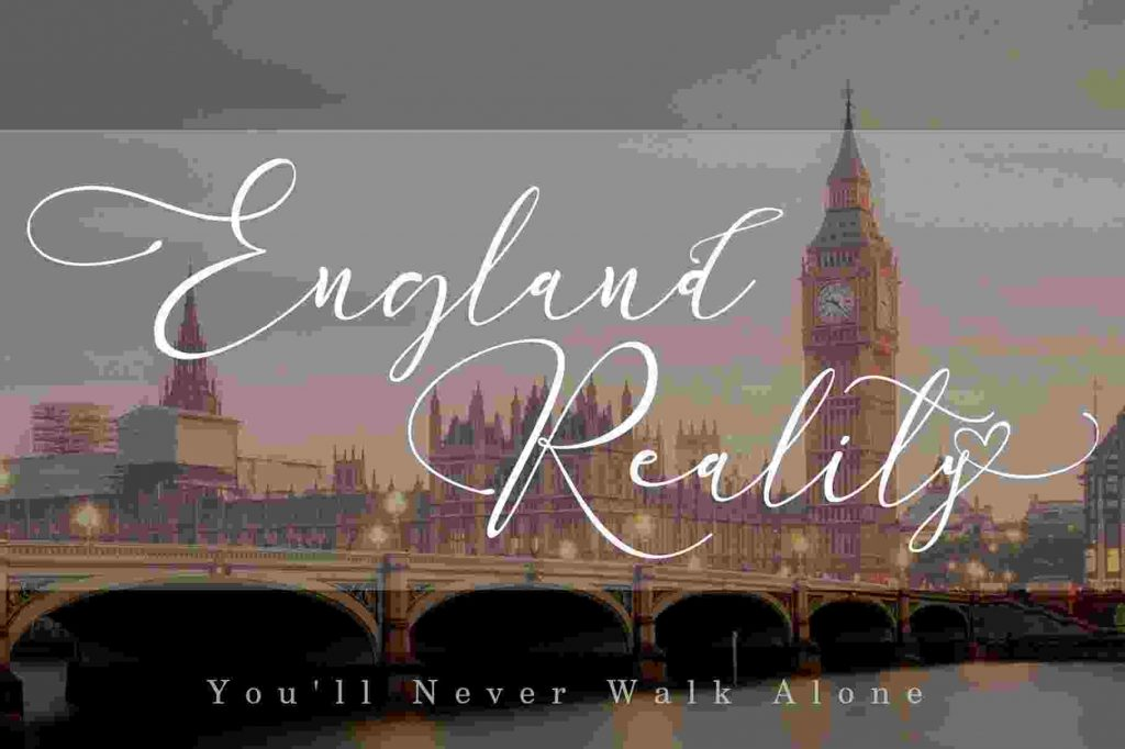 England Reality - Preview