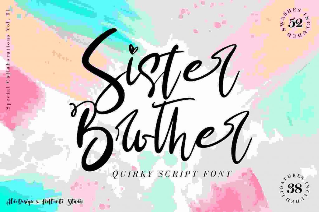 Sister & Brother - Preview